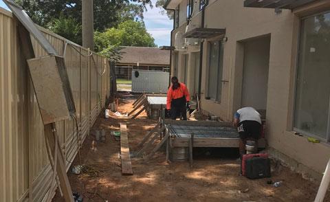 Granny Flat Concrete Slab Specialists
