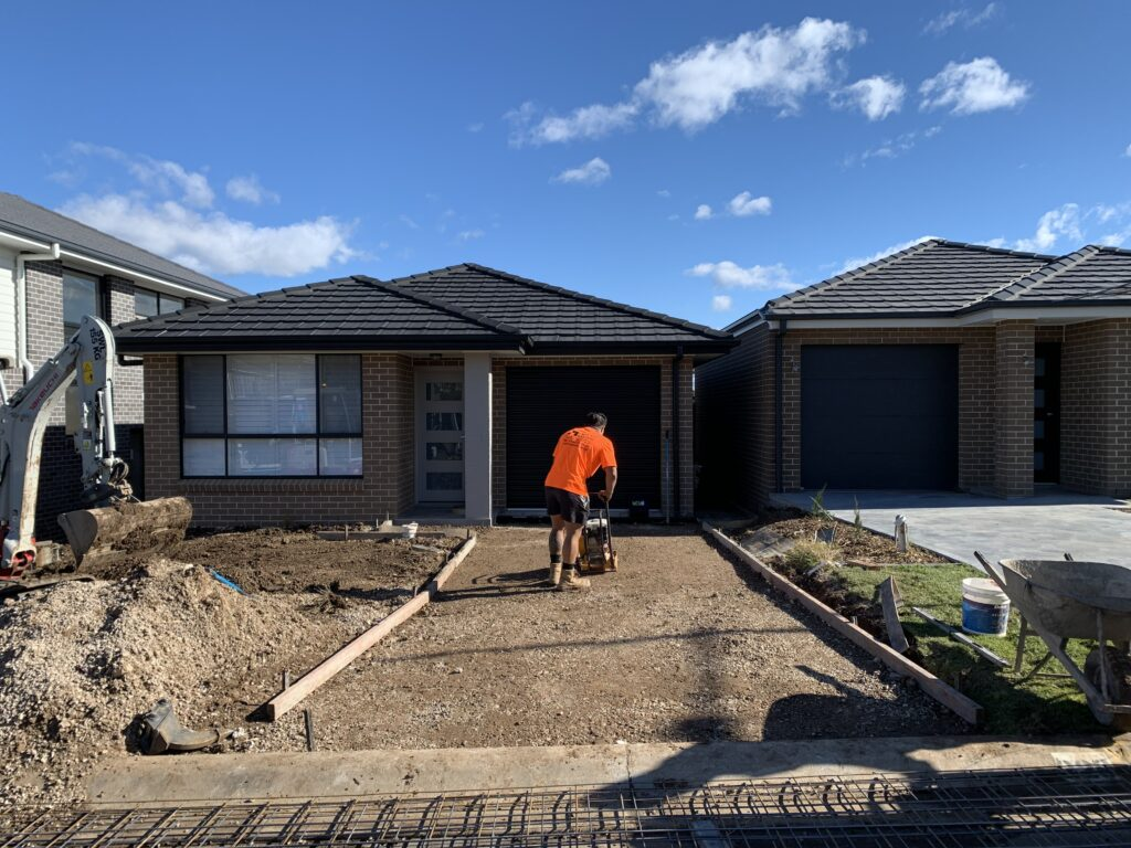 Residential Concreting Companies Sydney