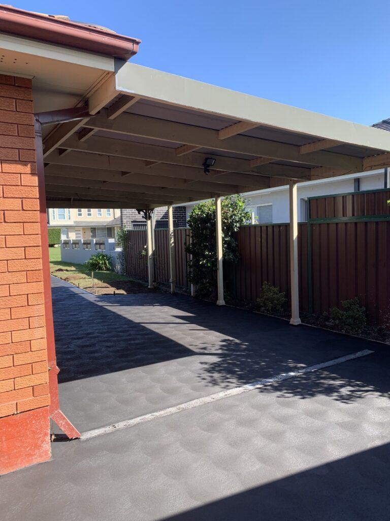 Private Property Concrete Slabs