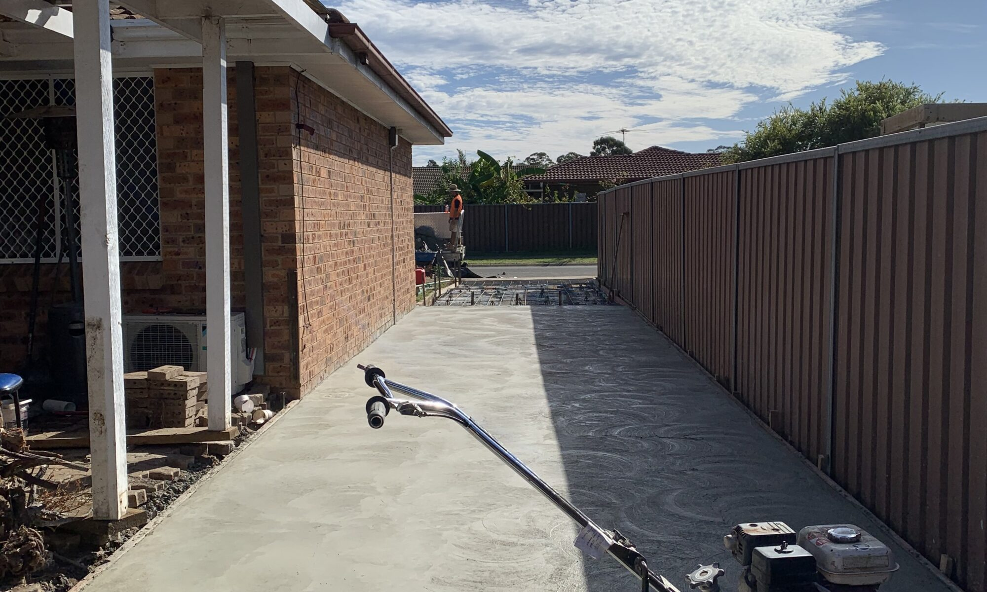 Concrete Slabs for Granny Flat Builds in Syndey